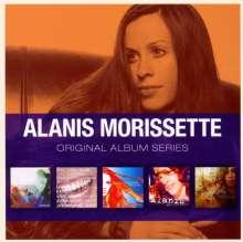 Alanis Morissette: Original Album Series, 5 CDs