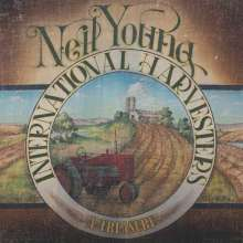 Neil Young: A Treasure, CD