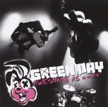 Green Day: Awesome As F**k (CD + DVD) (Explicit), 1 CD und 1 DVD