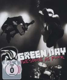 Green Day: Awesome As F**k (CD + Blu-Ray), 2 CDs