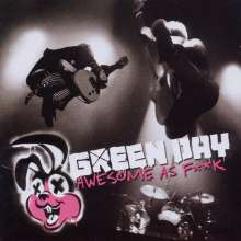 Green Day: Awesome As F**k, 1 CD und 1 DVD