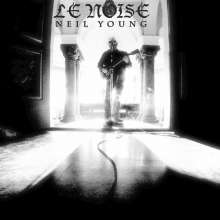 Neil Young: Le Noise, CD