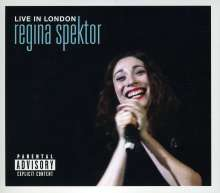 Regina Spektor: Live In London 2009, 2 CDs
