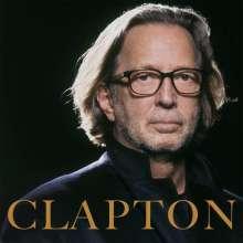 Eric Clapton: Clapton, CD