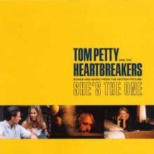 "Tom Petty: Songs And Music From Motion Picture ""She's The One"" (remastered), LP"