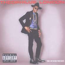 Theophilus London: Timez Are Weird These Days, CD