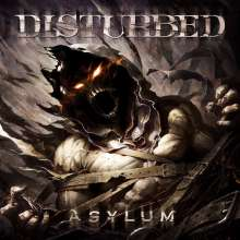 Disturbed: Asylum, CD