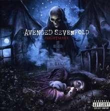 Avenged Sevenfold: Nightmare, CD