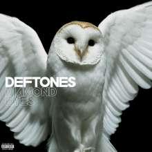 Deftones: Diamond Eyes (Limited-Edition) (White Vinyl), LP