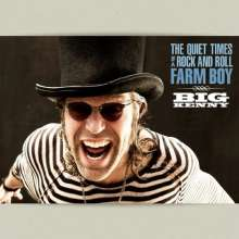 Big Kenny: Quiet Time Of A Rock & Roll Fa, CD