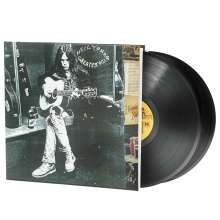 "Neil Young: Greatest Hits (180g) (2LP + 7""), 2 LPs"