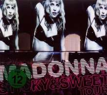 Madonna: Sticky & Sweet Tour: Live (CD + DVD), CD