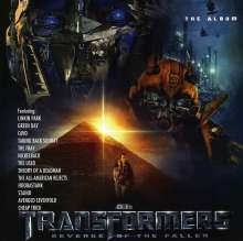Filmmusik: Transformers - Revenge Of The Fallen, CD