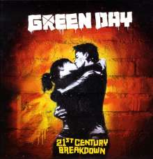 Green Day: 21st Century Breakdown (180g), 2 LPs