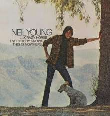 Neil Young: Everybody Knows This Is Nowhere (remastered) (180g), LP