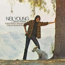 Neil Young: Everybody Knows This Is Nowhere, CD
