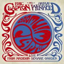 Eric Clapton & Steve Winwood: Live From Madison Square Garden 2008, 2 CDs