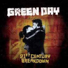 Green Day: 21st Century Breakdown, CD
