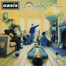 Oasis: Definitely Maybe, CD