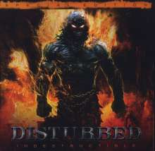 Disturbed: Indestructible (Special Edition) (CD + DVD), 2 CDs