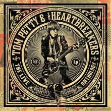 Tom Petty: Live Anthology, 4 CDs