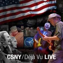 Crosby, Stills, Nash & Young: Deja Vu Live (Soundtrack), CD