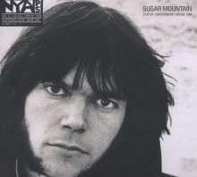 Neil Young: Sugar Mountain: Live At Canterbury House 1968 (CD + DVD-Audio), CD