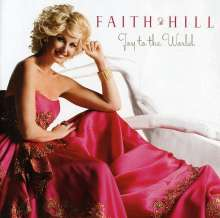 Faith Hill: Joy To The World, CD