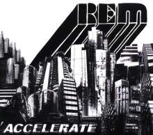 R.E.M.: Accelerate, CD