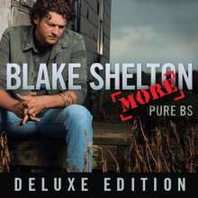 Blake Shelton: More Pure BS (Deluxe Edition), CD