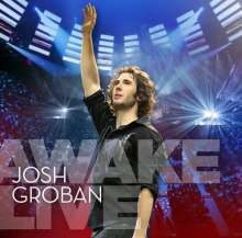 Josh Groban: Awake Live In Salt Lake City 28.8.2007 (CD + DVD), CD