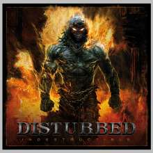 Disturbed: Indestructible, CD