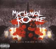 My Chemical Romance: The Black Parade Is Dead! - Live (CD + DVD), CD