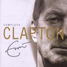 Eric Clapton: Complete Clapton (180g), 4 LPs