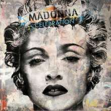 Madonna: Celebration (Inkl. 1 New Track), CD