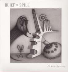 Built To Spill: You In Reverse, 2 LPs
