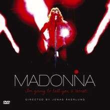 Madonna: I'm Going To Tell You A Secret - Live (CD + DVD), CD