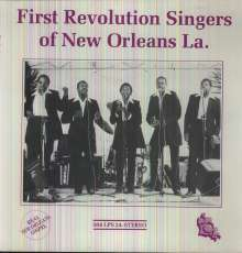 First Revolution Singers: Of New Orleans, LP