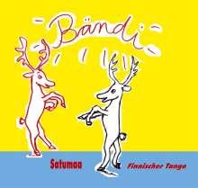 Bändi: Satumaa - Finnischer Tango, CD