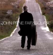 John Prine: Fair & Square, 2 LPs