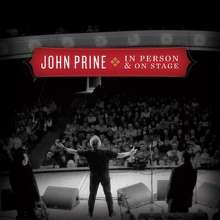 John Prine: In Person & On Stage, CD