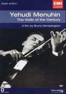 Yehudi Menuhin - The Violin of the Century, DVD