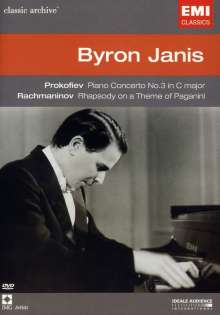 Byron Janis - Classic Archive (DVD), DVD