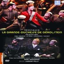 Jacques Offenbach (1819-1880): La Grande Duchesse de Gerolstein, 2 DVDs