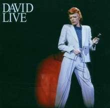 David Bowie (1947-2016): David Live, 2 CDs