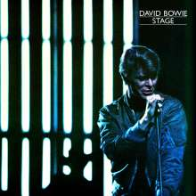 David Bowie (1947-2016): Stage (Live) (2005 Remastered Version), 2 CDs