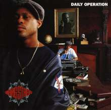 Gang Starr: Daily Operation, CD