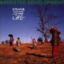 Arrested Development: 3 Years,5 Months And 2 Days In The ..., CD