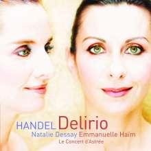 Georg Friedrich Händel (1685-1759): Kantaten, CD