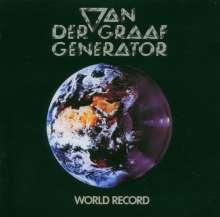 Van Der Graaf Generator: World Record, CD